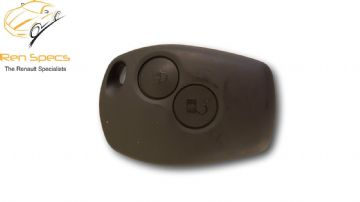 Genuine New Dacia Remote Key Fob 2 Button With Chip Duster Logan Or Sandero